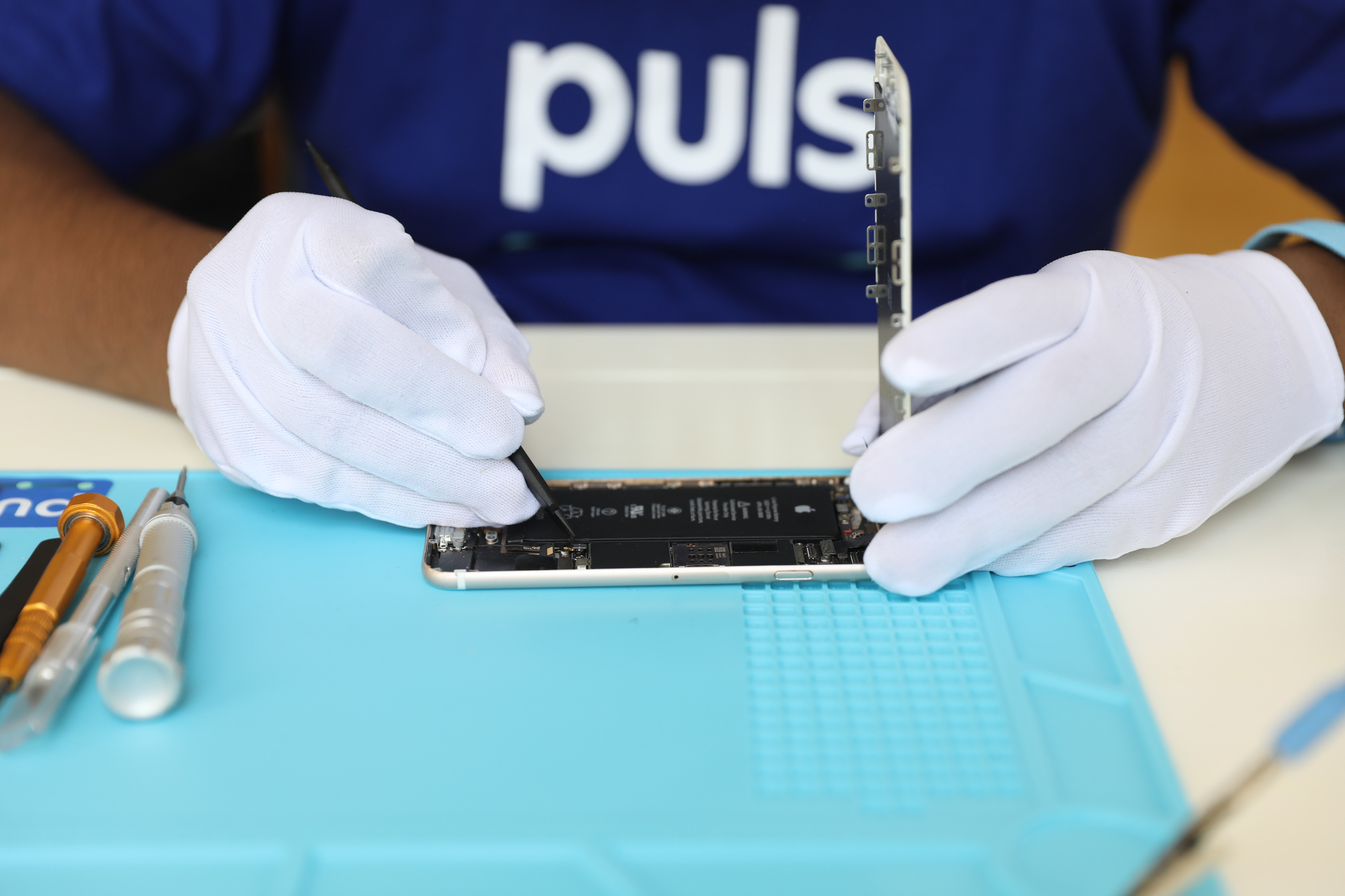 Puls iPhone screen repair