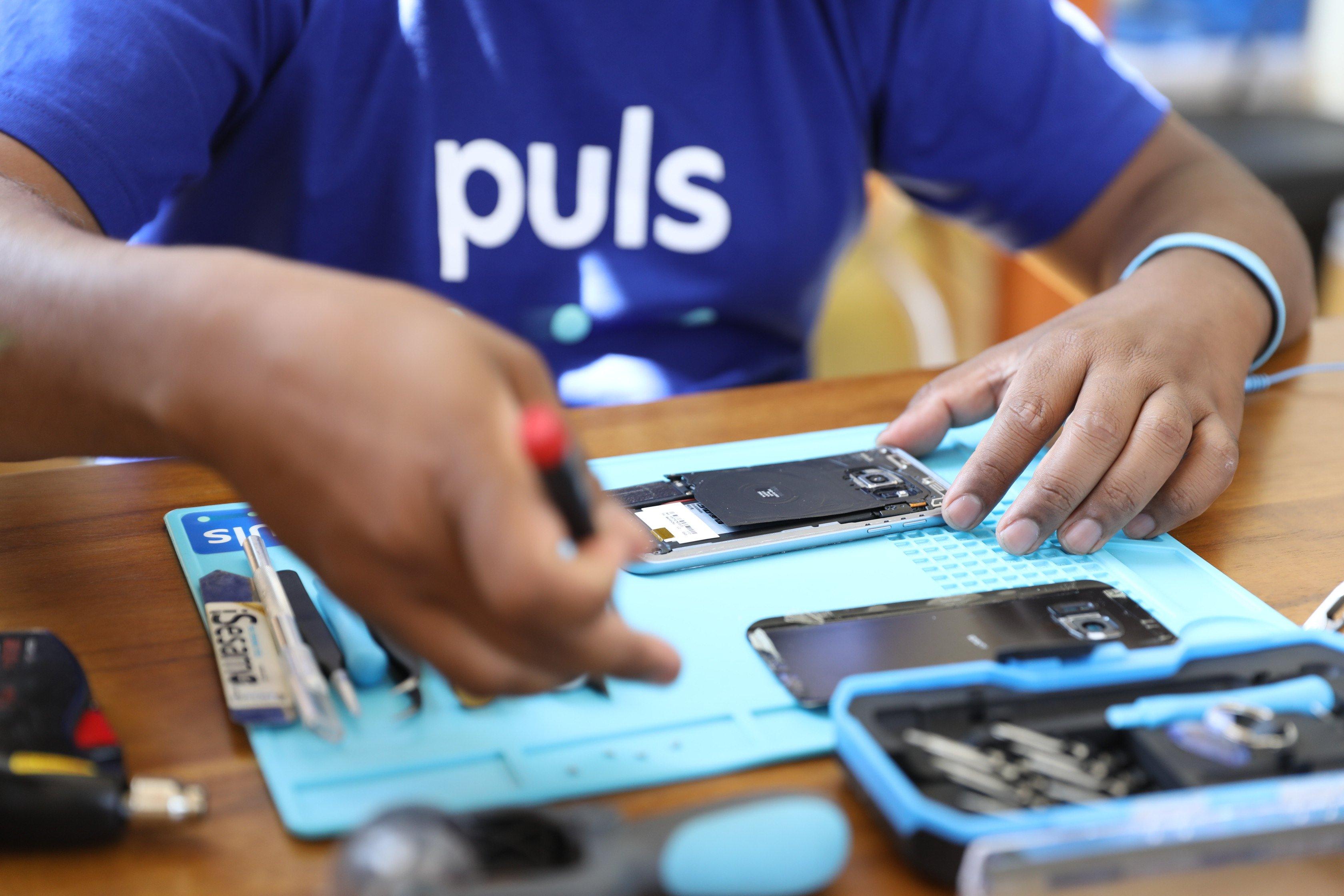 Puls Google Pixel repair