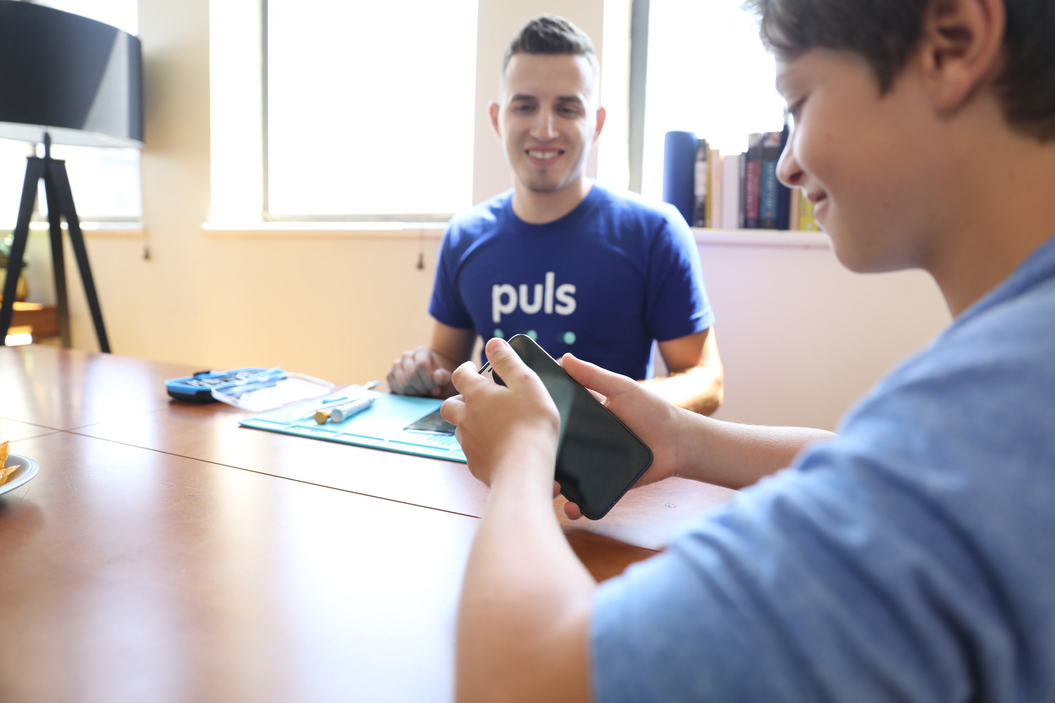Puls repair for iPhone touchscreen common problems