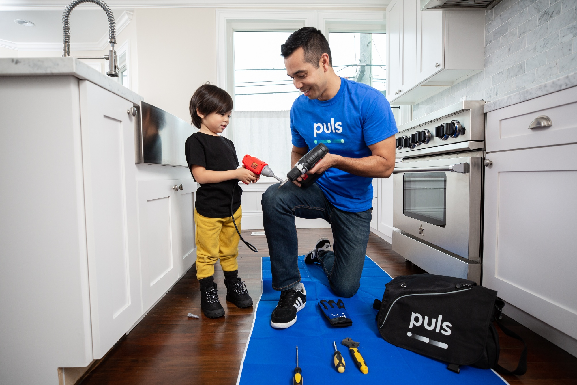 Puls appliance repair technician