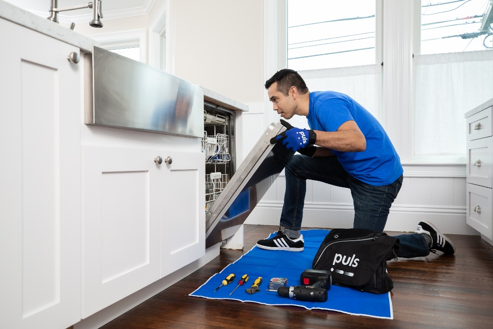 Puls dishwasher repair cost