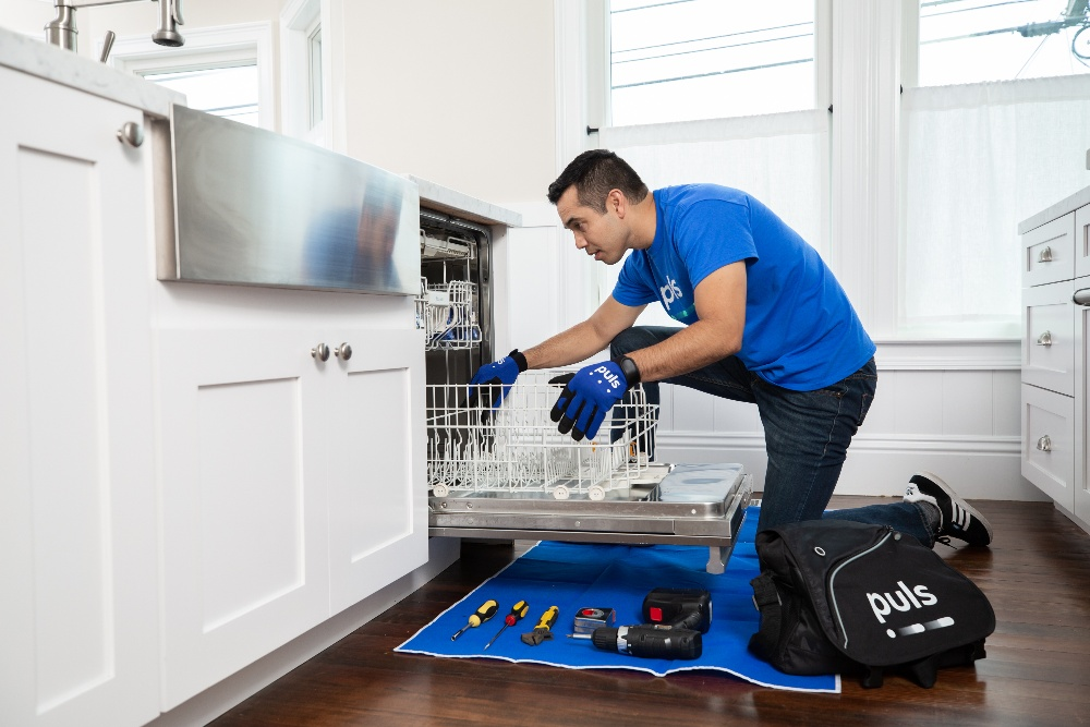 Bosch dishwasher repair with Puls