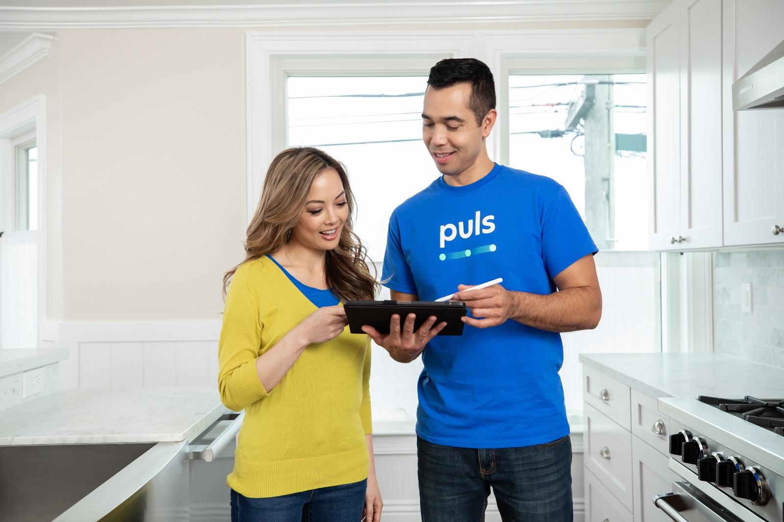 Puls refrigerator repair company