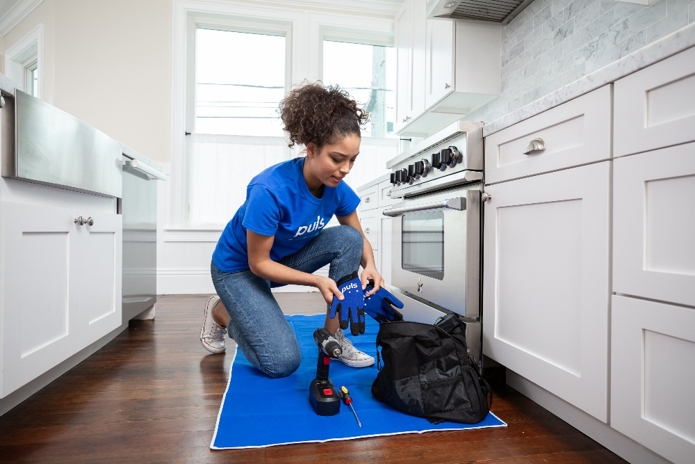 Puls oven and stove repair