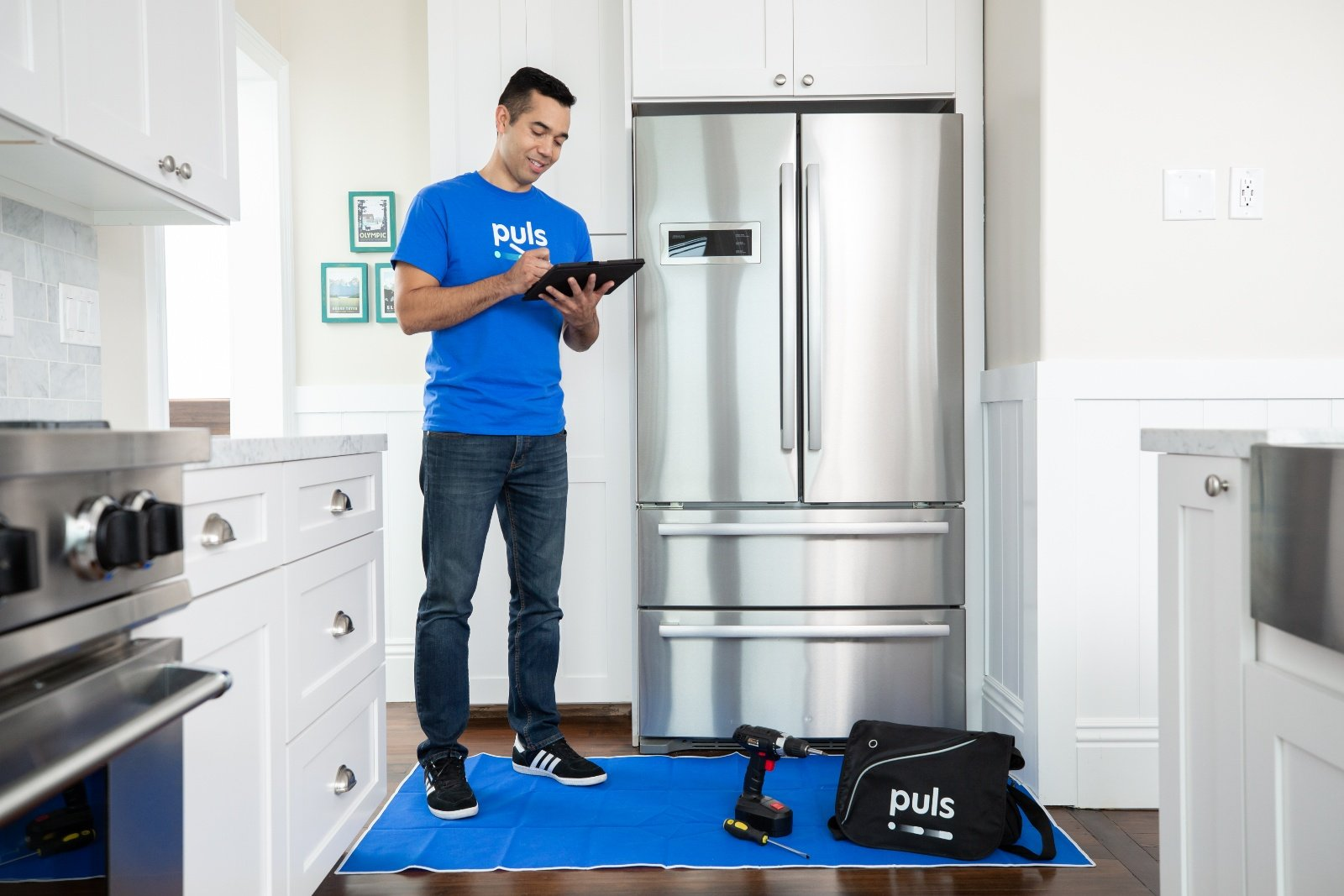 Puls fridge repair