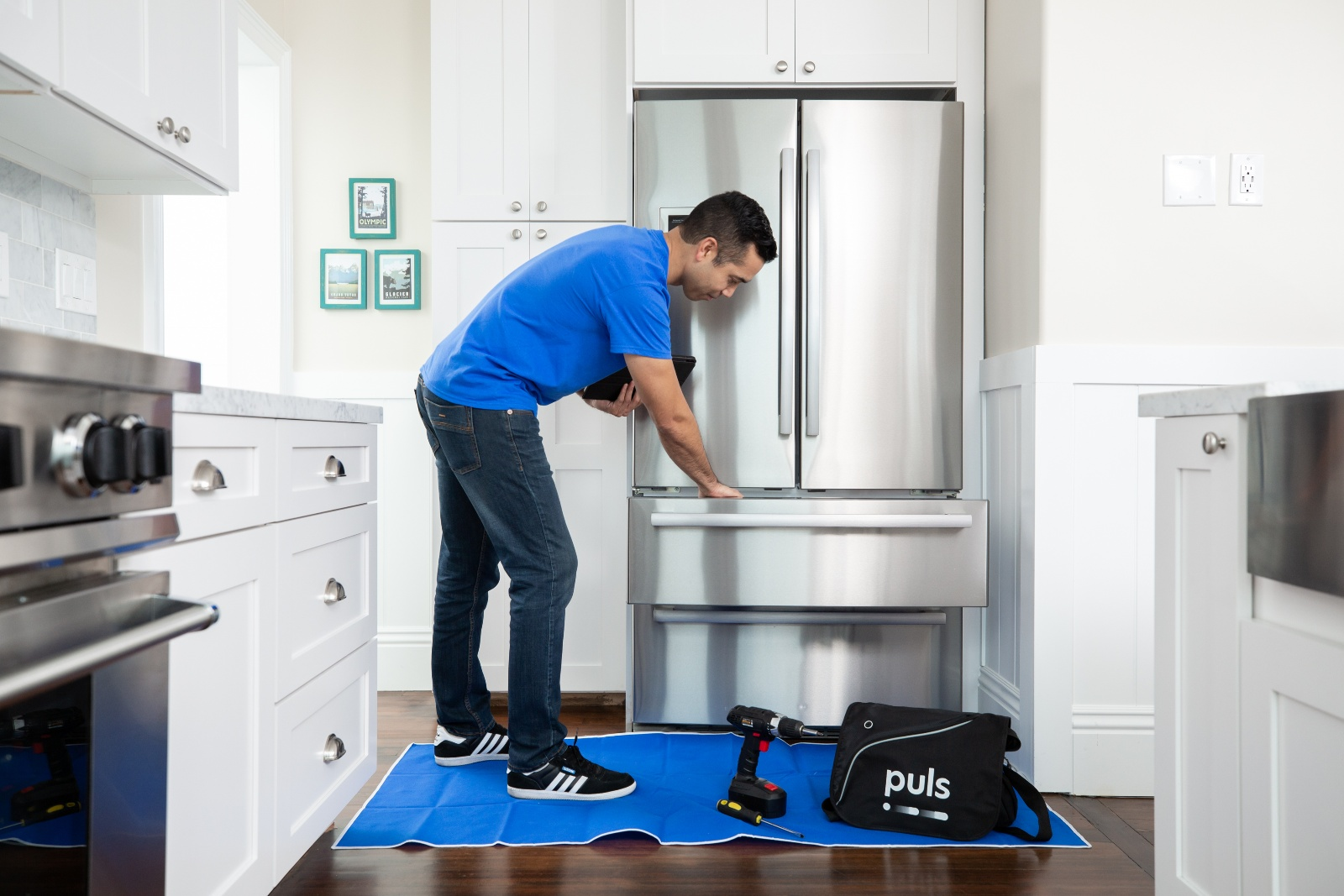 fridge repair technician Puls