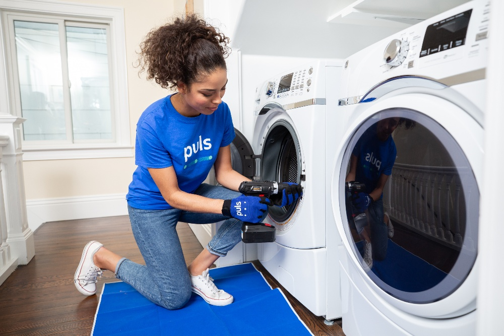 Puls washing machine repair