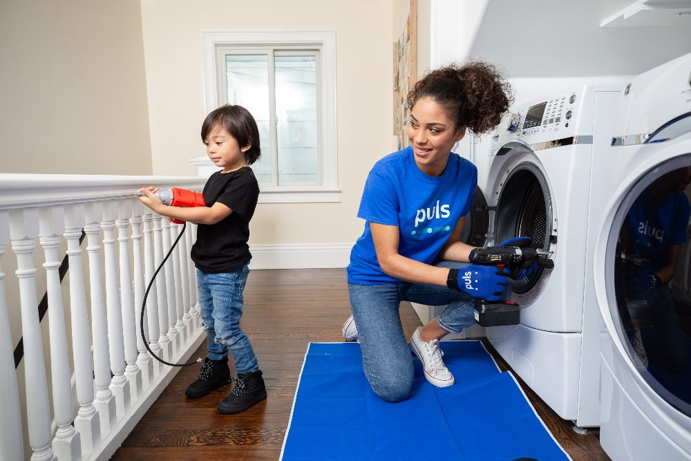 dryer repair with Puls