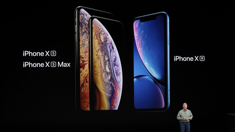 3 new iPhones 2018