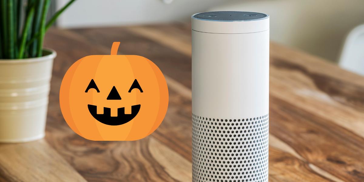 Amazon Alexa Halloween