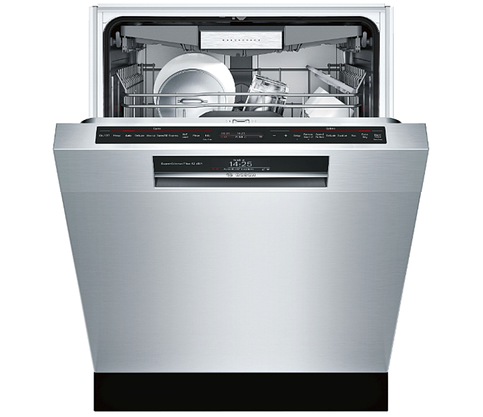 Bosch smart dishwasher