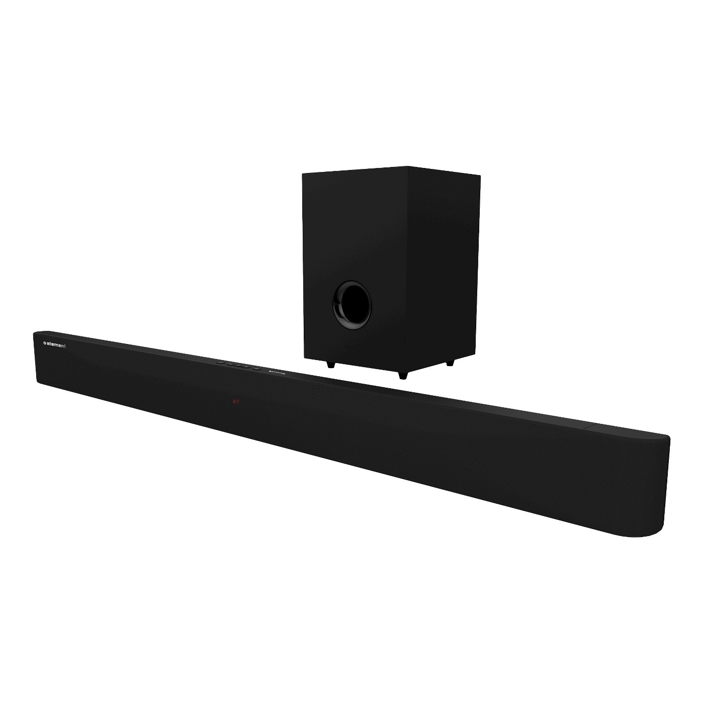 TV sound bars: Element 2.1
