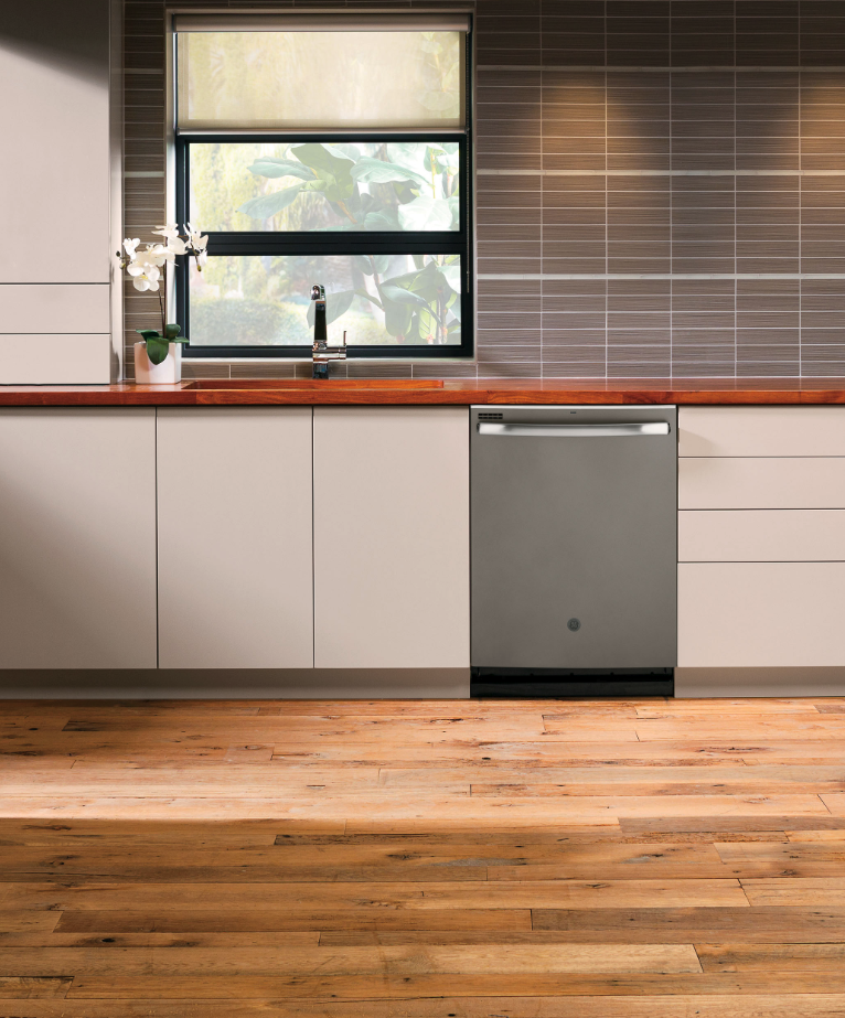 GE energy efficient dishwasher