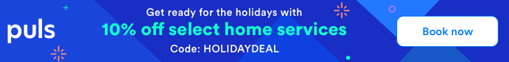 Check out the Puls Black Friday Holiday Deal.