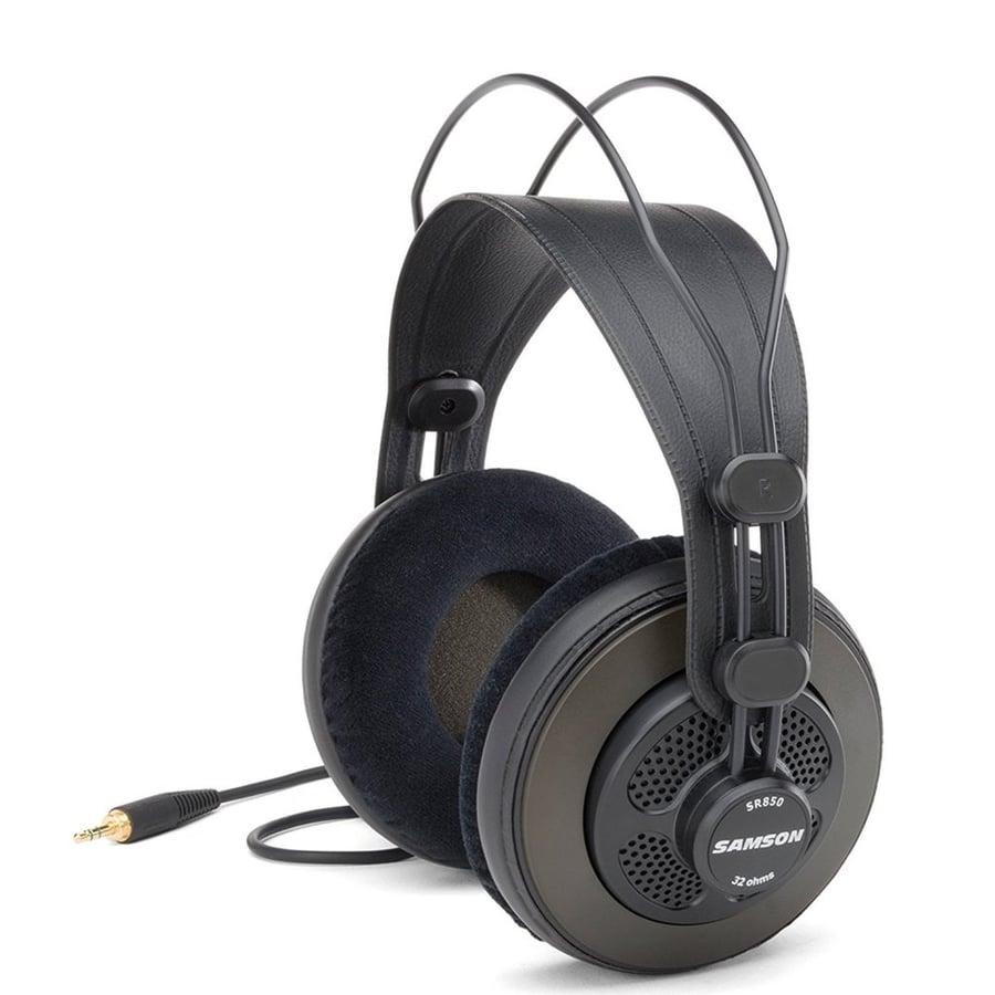 Samson SR850 Semi-Open-Back Studio Headphones