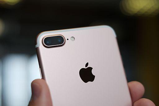 iPhone 7 Plus power