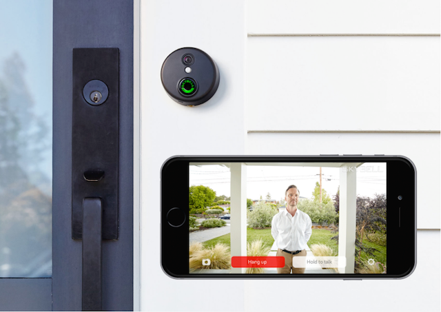 Skybell HD (Credit: Skybell)