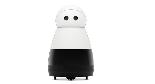 The Kuri Robot (Credit: HeyKuri.com)