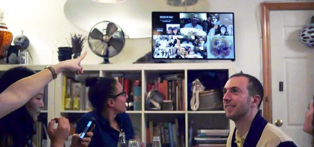 Oscar party Chromecast