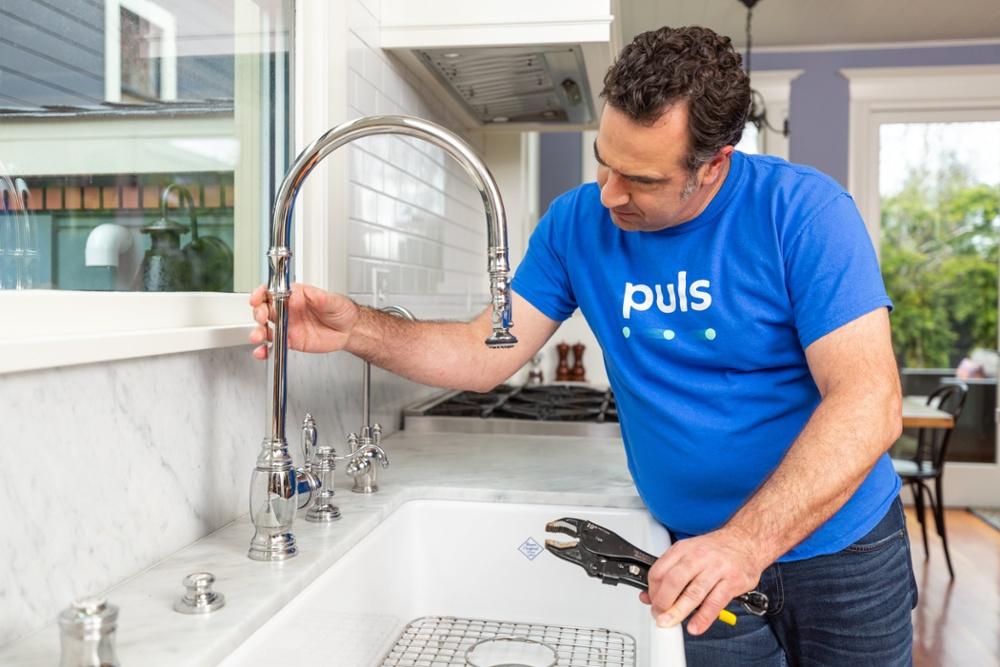 Puls kitchen sink repair