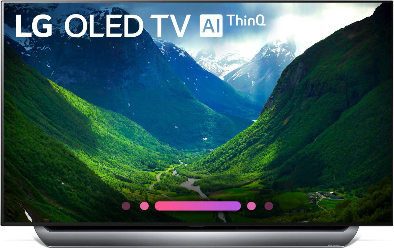 LG 205522 OLED TV Walmart