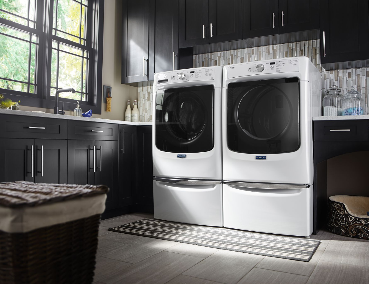 Maytag energy efficient washing machine-1
