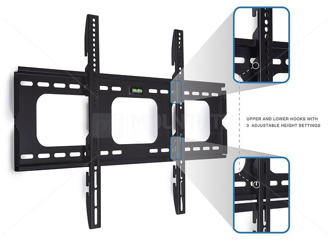 Mount-it 305B TV mount