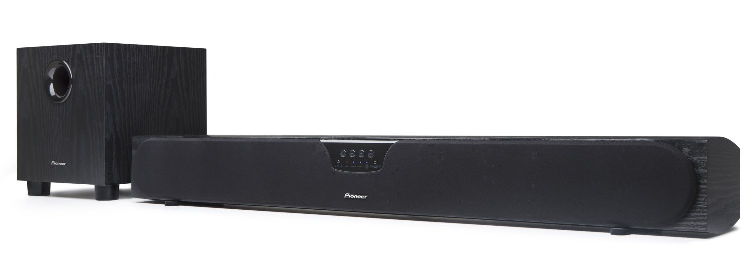 TV sound bars: Pioneer