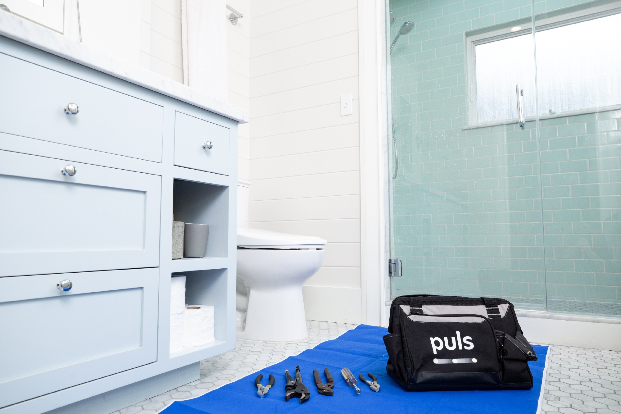 toilet replacement Puls