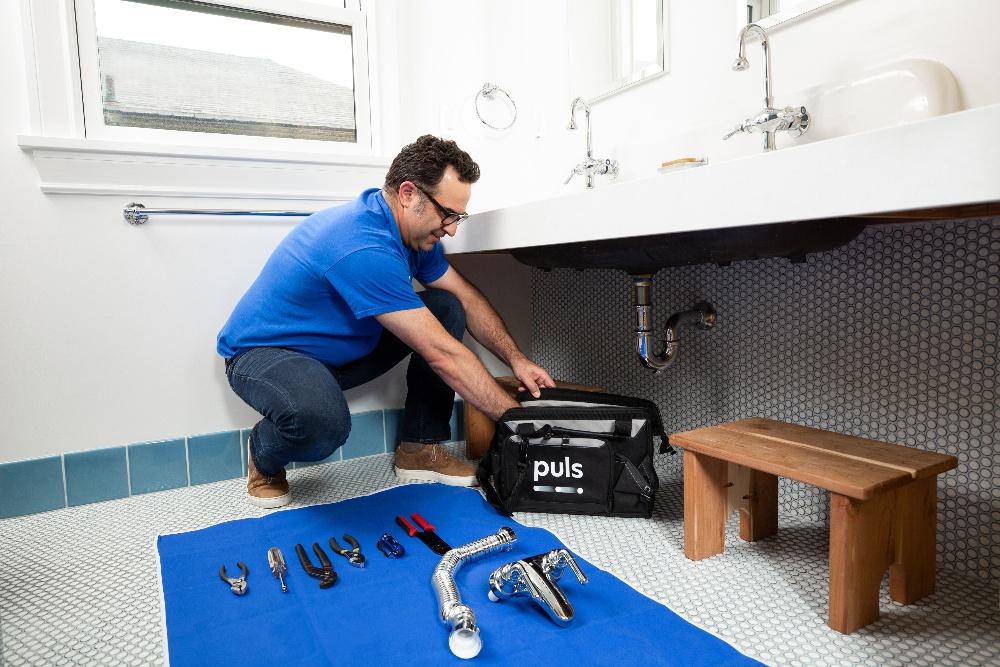 clogged bathroom sink repair