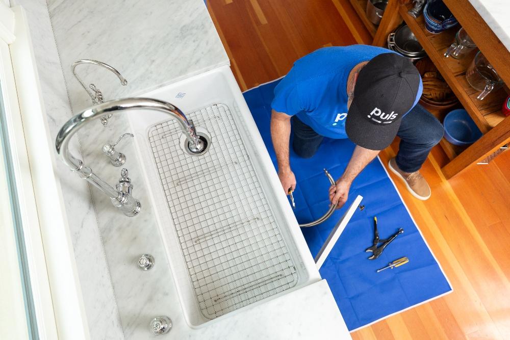 Puls licensed plumbers