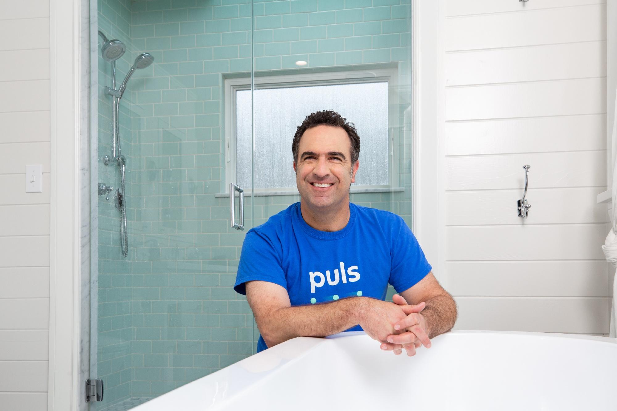 Puls plumbing technician