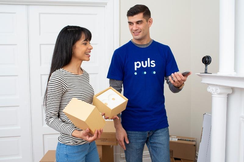 Puls smart home setup