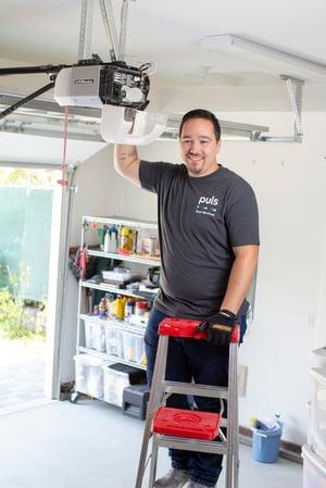 Puls garage door troubleshooting