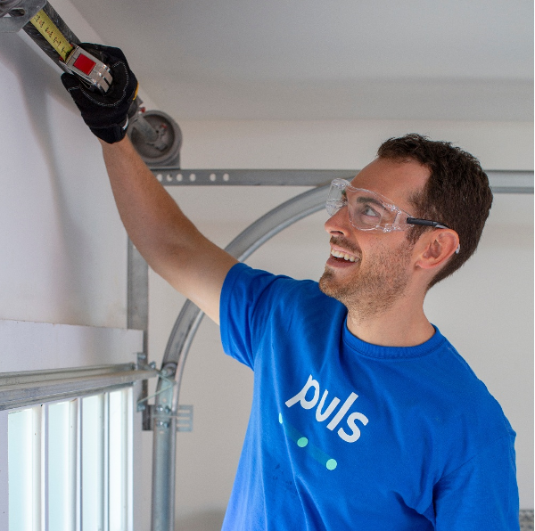 Puls garage door repair