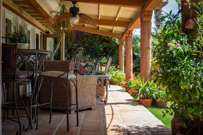 Relax in the Sunshine How to Make Your Porch a Place to Relax