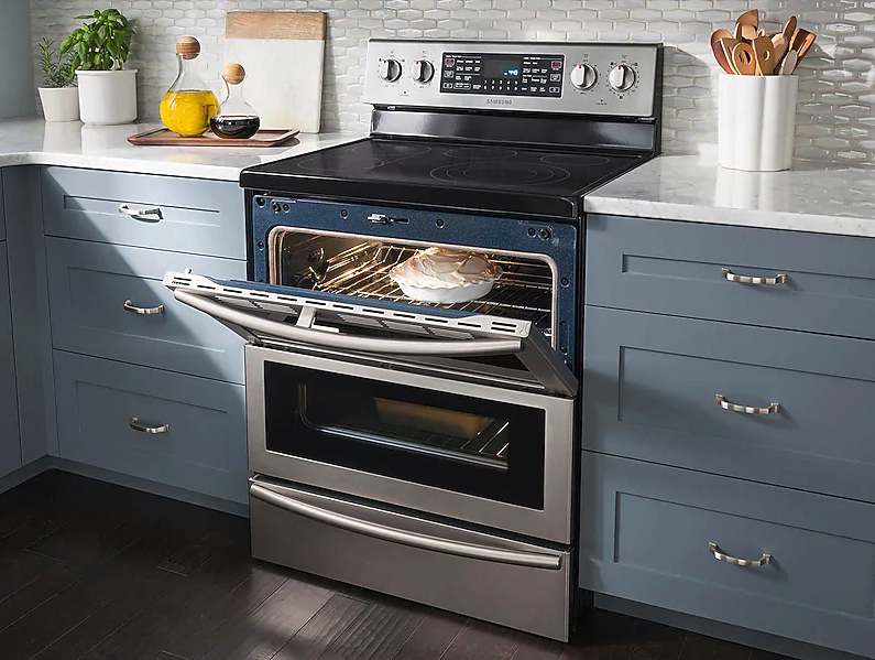 Samsung energy efficient oven