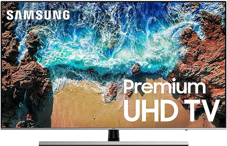 Samsung NU8000 smart TV