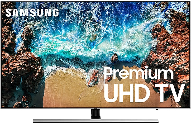 Samsung NU8000 smart TV