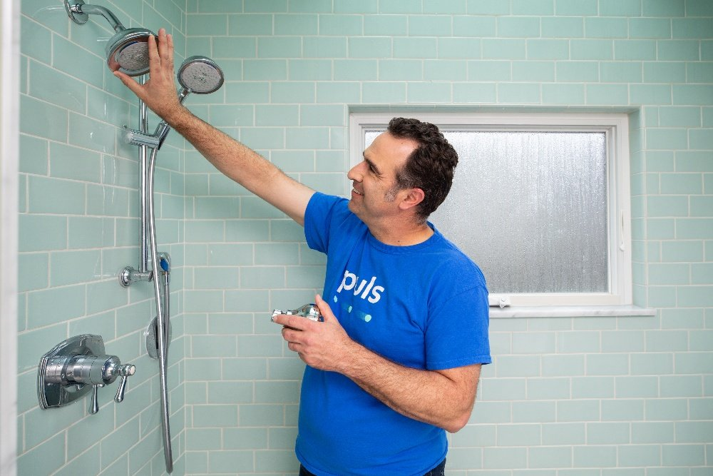 Puls shower repair