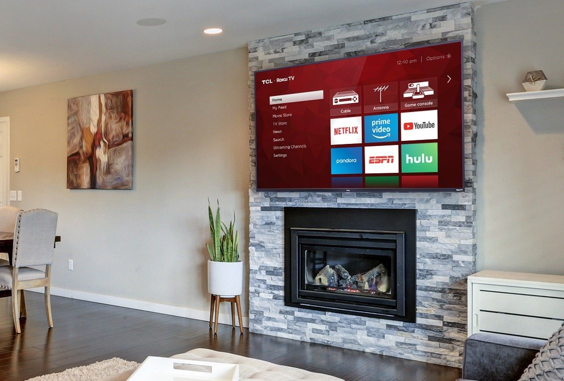 Wondrous Mounting A Tv Above The Fireplace Everything You Need To Know Download Free Architecture Designs Ogrambritishbridgeorg