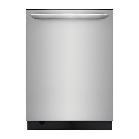 Another one of the best new dishwashers for 2020 is the Frigidaire FGID2476SF