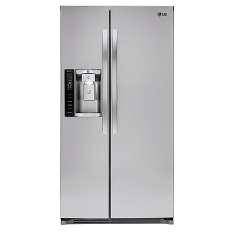 The best side by side fridge of the best new refrigerators.