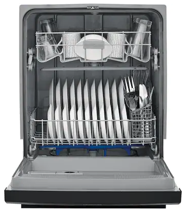 Another best black Friday deal 2019 is the Frigidaire stainless steel dishwasher.