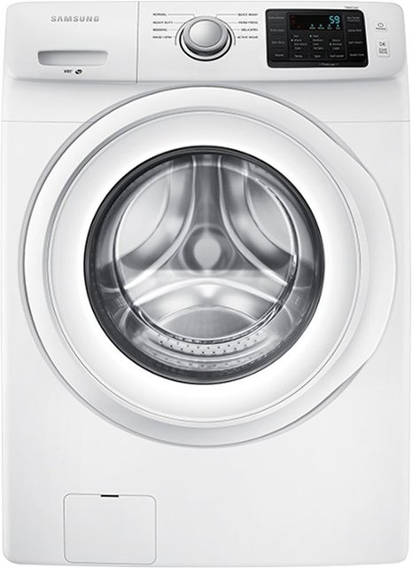 The Samsung high-efficiency washer is on our list of best black Friday appliance deals 2019