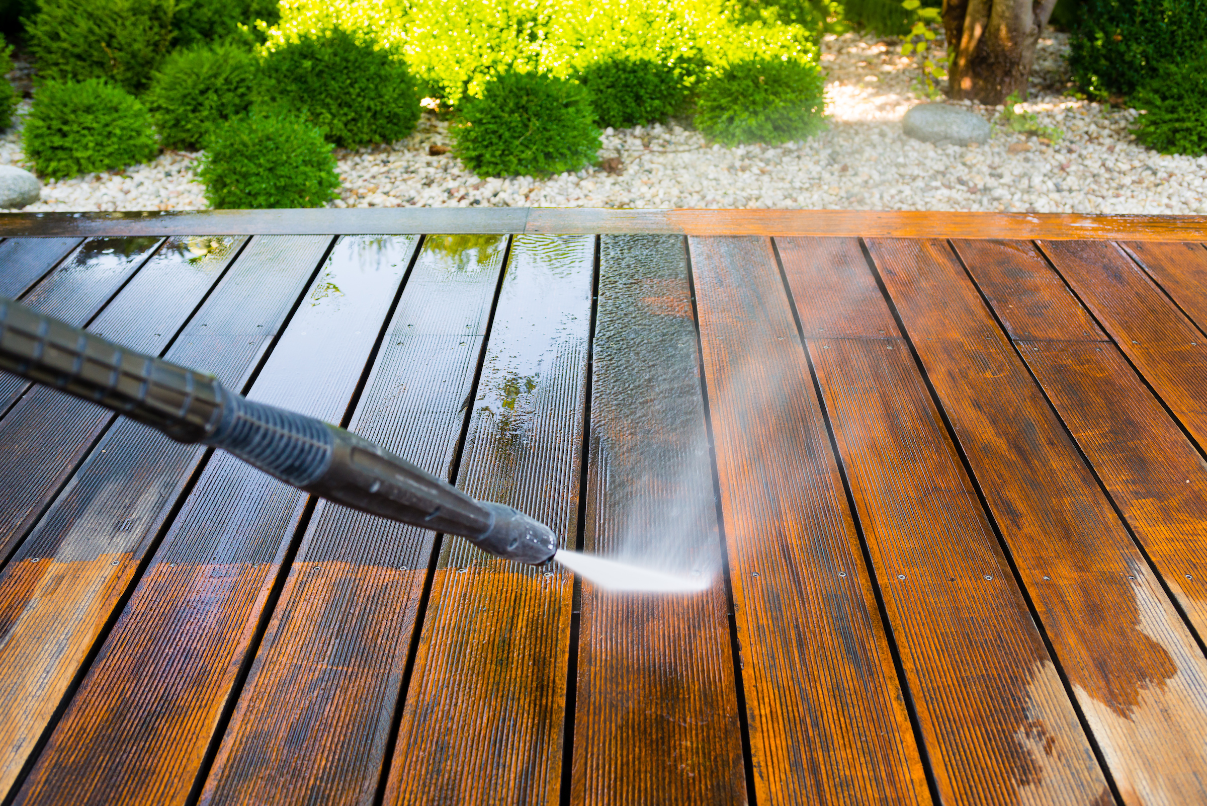 Is It Better To Or A Pressure Washer