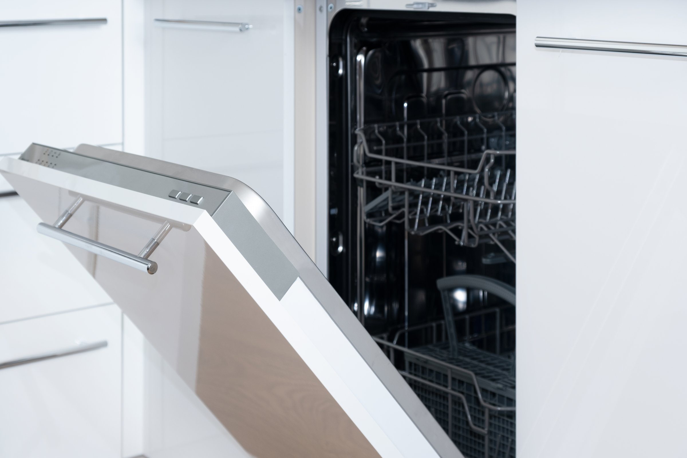If your dishwasher won't stop running, it could be the timer motor.