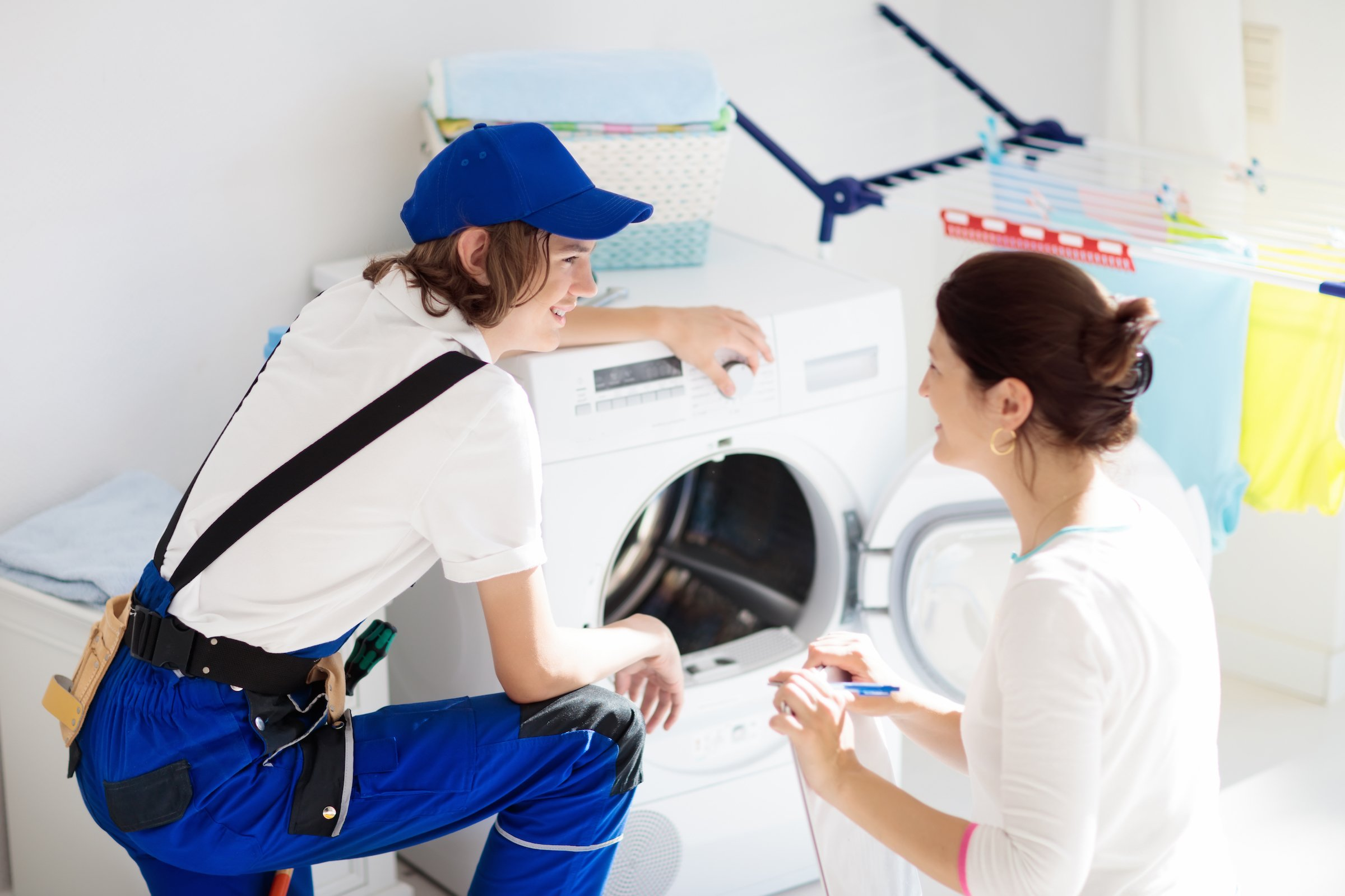 Is your dryer not working because of a faulty push to start switch?