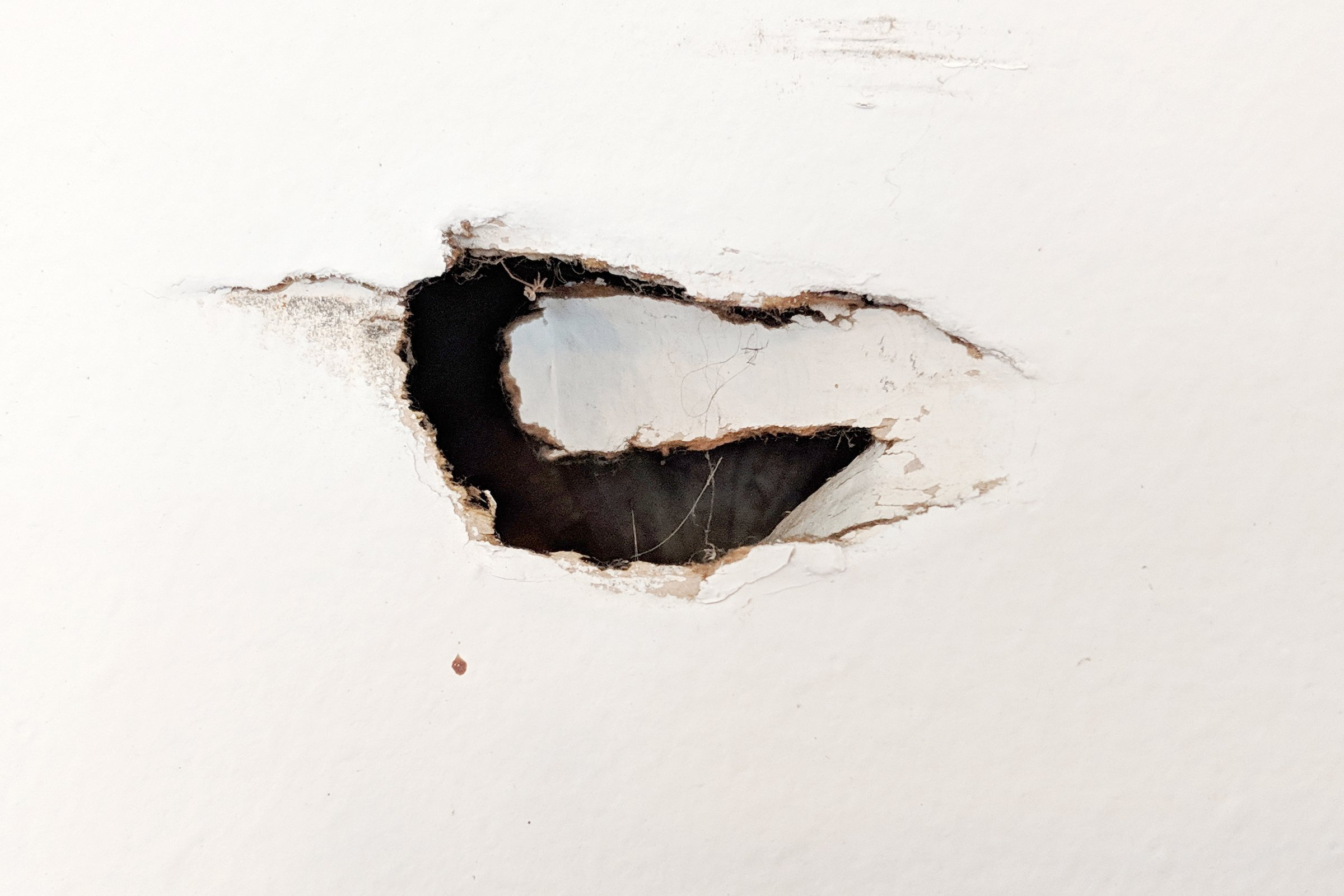 Your drywall repair cost depends on the type of damage.