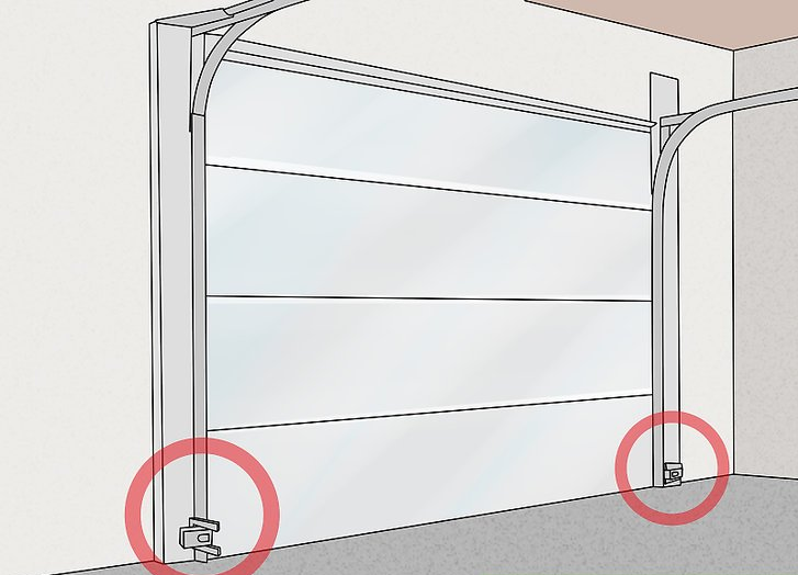 How To Repair A Garage Door When It Won T Close